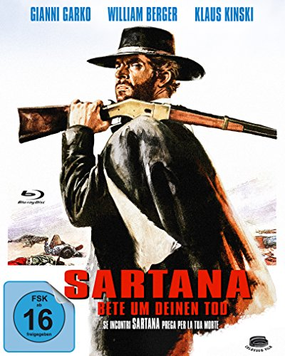 Sartana – Bete um deinen Tod – Uncut [Blu-ray]