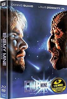 Enemy Mine - Geliebter Feind - Limited Edtion - Mediabook - Limitiert auf 555, Cover B (+ DVD) [Blu-ray]
