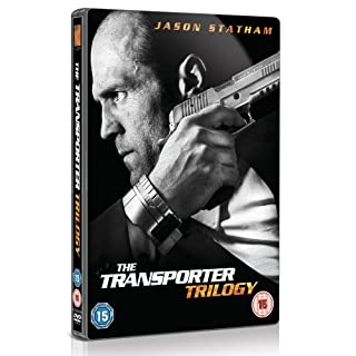 The Transporter Trilogy [DVD]