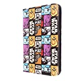 DAM - Star Wars Funda Universal Giratoria 360º para Tablet e Ebooks 100% Original - 9'-10' (Max.18*25cm), Y02