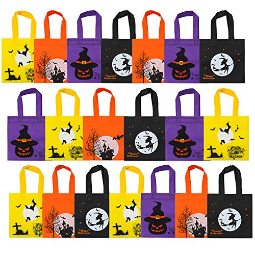 Halloween Non-woven Trick or Treat Gift Bags