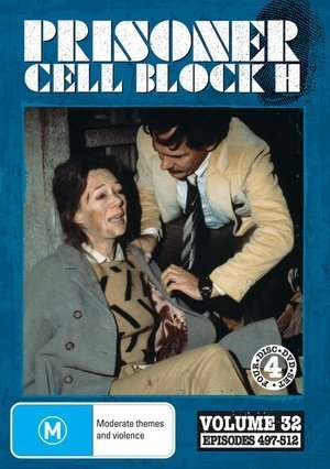 Prisoner: Cell Block H - Vol. 32 (Ep. 497-512) - 4-DVD Set ( Caged Women ) ( Women Behind Bars ) by Alan Hopgood