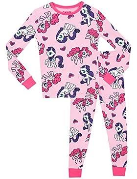 Mein Kleines Pony Mädchen My Little Pony Schlafanzug - Slim Fit