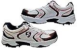 #6: Sg Scorer 2.0 Cricket Shoes White/Navy