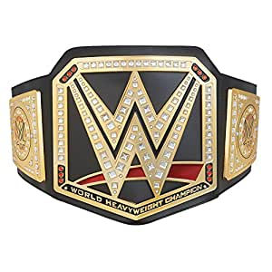 WWE - Ceinture Officielle de Champion du Monde - Réplique Officielle