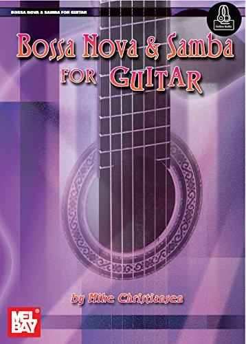 bossa-nova-and-samba-for-guitar-english-edition