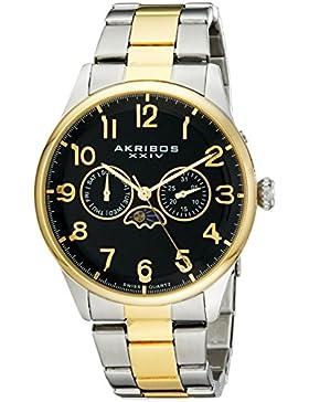 Akribos XXIV - Herren -Armbanduhr- AK790TTG