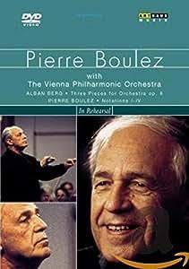 Boulez In Rehearsal  (Pal) [DVD] [2003]