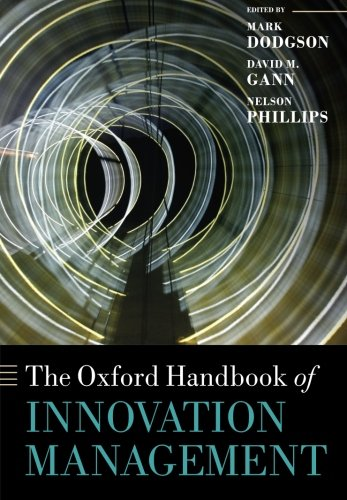 The Oxford Handbook of Innovation Management par Mark Dodgson