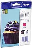 Brother LC123MBP - Cartucho de tinta magenta (duración estimada: hasta 600 páginas según ISO/IEC 24711)