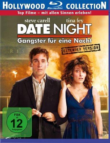 Date Night - Gangster für eine Nacht - Extended Version [Blu-ray]