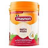 Plasmon Latte in Polvere Nutri Mune 4-750 gr
