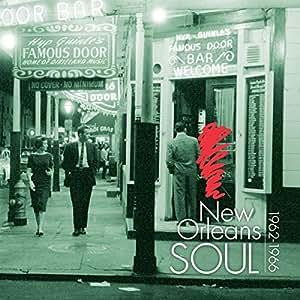 New Orleans Soul 1962-1966 (Box Set)