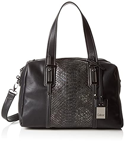 Gabor Women's VERA Top-Handle Bag Black Schwarz (schwarz 60)