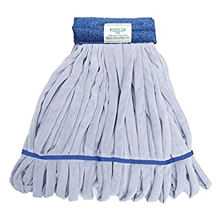 Unger ST45B SmartColor RoughMop 32-Strand Blue Mop by Unger
