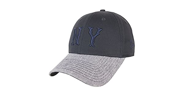 b2102c3ac26 New Era 39THIRTY Basket Coop New York Highlanders Flexfit Cap   Amazon.co.uk  Clothing