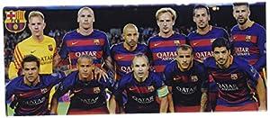 FCB FC Barcelona- Imán Plantilla, Multicolor (CYP IM-31-BC)