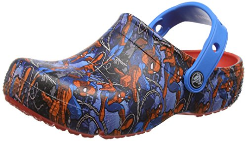 Crocs Boys Fun Lab Spiderman Clogs