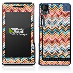 Handy Design Skin Folie Aufkleber Motorola Milestone DesignSkins - En Vogue