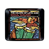 The Colors of Latin Jazz Soul Sauce - Various Artists Official Album Cover - Mouse Mat / Mouse pad