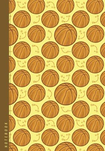 Notebook: Cute  Basketball: Journal/Notebook for Kids, Teen(Player,Coach,Adult)