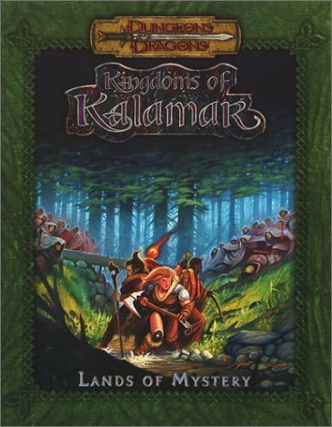 Lands of Mystery (Dungeons & Dragons: Kingdoms of Kalamar Adventure) by Christopher Heath (2002-02-01)
