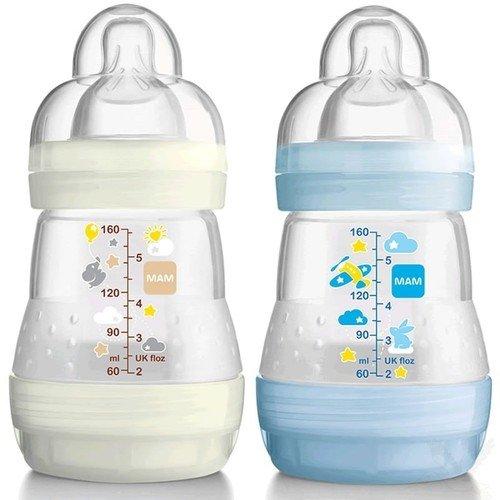 mam-biberon-anti-coliche-160-ml-0-6-mesi-flusso-tettarella-1-2-pezzi-modelli-e-colori-assortiti