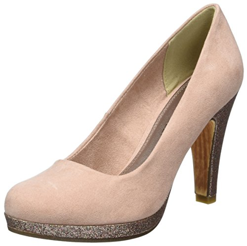 Marco Tozzi Damen 22441 Pumps Pink (ROSE COMB 596)