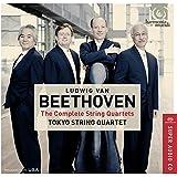 Beethoven : Intégrale des quatuors à cordes