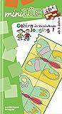 miniLÜK / Kindergarten / Vorschule: miniLÜK: Gehirnjogging für Vorschulkinder 1