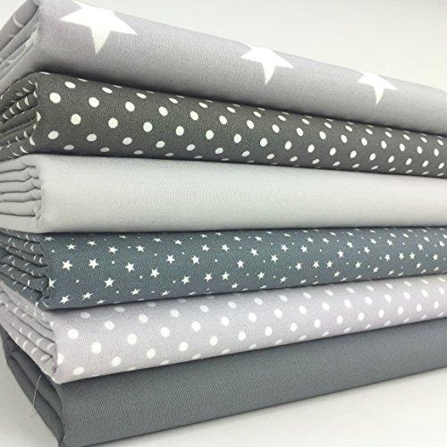 always-knitting-and-sewing-fat-quarter-bundles-basics-range-100-cotton-fabric-grey-basics