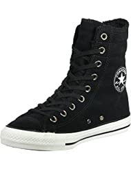 Botas Converse All Star High-Rise (Negro)