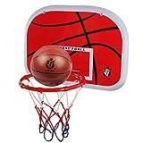 GUOGUO 46,5cm Upgrade Typ Kinder Basketball Board Innen und Außenbereich Sport Shooting Spielzeug Zum Aufhängen Basketballkorb