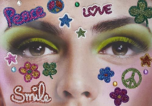 Andrea Moden Gesichts-Tattoo Set