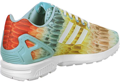 Adidas Originals - Zx Flux, Sneakers da donna Verde