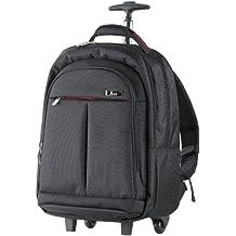 Xcase 2in1-Trolley-Rucksack für Notebooks