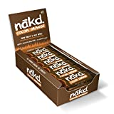 Nakd Cocoa Orange Natural Snack Bars - Vegan Bars - Healthy Snack - Gluten Free Bars 35 g (Pack of 18)