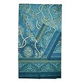 Bassetti granfoulard, das einrichtungstuch bramante 3 350x270 cm blau in