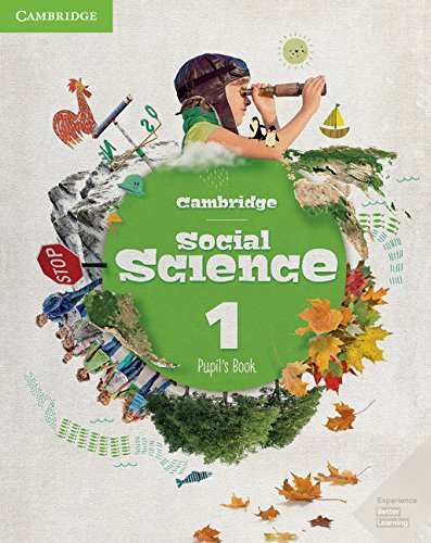 Cambridge Social Science Level 1 Pupil's Book (Social Science Primary)