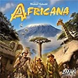 Image for board game Z-Man Games 7096 - Africana