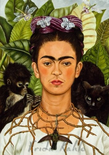 Frida Kahlo Planificador Académico con Citas de Motivación y Inspiración (A5): Planificador y Organizador (2017-2018 Planificador y Calendario (Agosto - Julio)) (Art Poster American Latin)
