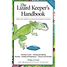 The Lizard Keeper's Handbook (Herpetocultual Library)