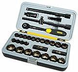Stanley FatMax 1-94-662 Coffret à douilles 1/2' noir 30 pièces