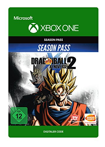 Dragon Ball Xenoverse 2 Season Pass [Xbox One - Download Code]