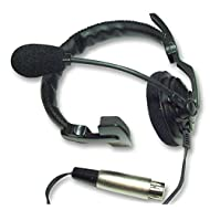 ASL HS1/D HEADSET SINGLE SIDE WITH XLR4 [1] (Epitome Certified)