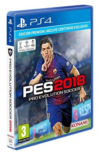PES 2018 Pro Evolution Soccer   Edición Premium