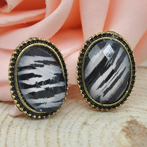 darpy-tm-2014-accesorios-de-moda-sexy-leopardo-pequeno-zebra-stripes-ovalado-pequeno-stud-pendientes