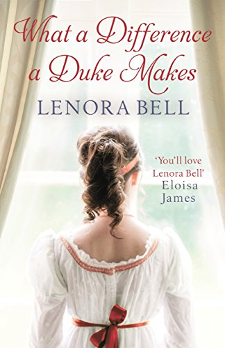 What a Difference a Duke Makes (School for Dukes Book 1)