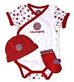 FC Bayern München Baby Set, rot, Einzelgrößen:68