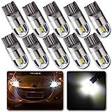 Aggiornamento x2 12 V BA9S 5 LED 5050SMD Luce Laterale Lampadine Bianco Brillante